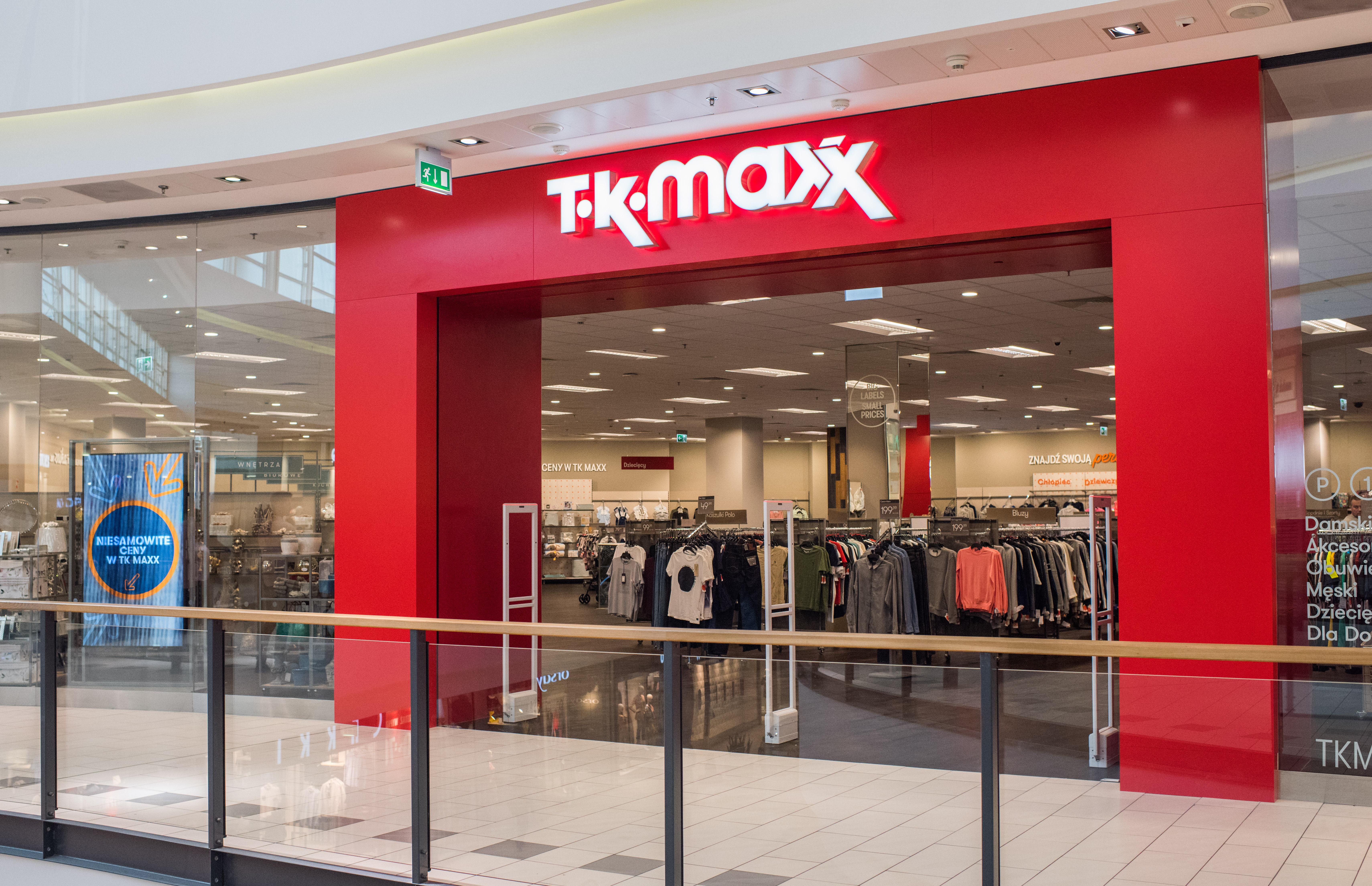 TK Maxx otwarte w Kaliszu! Galeria Amber