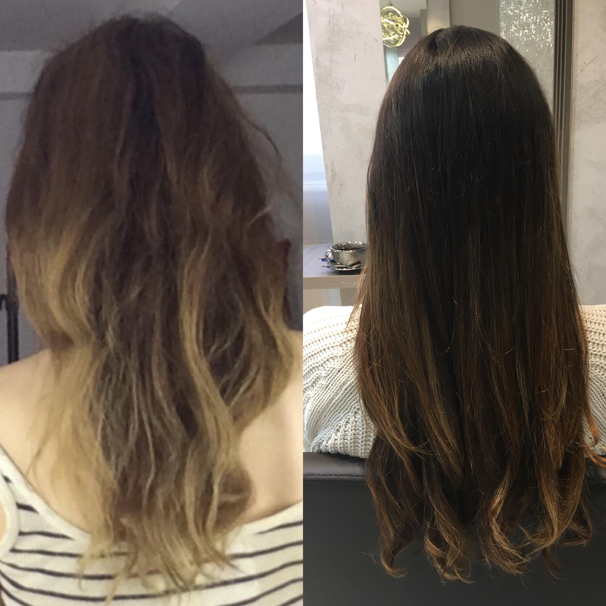Mój zaufany sposób na piękne włosy  SHADE