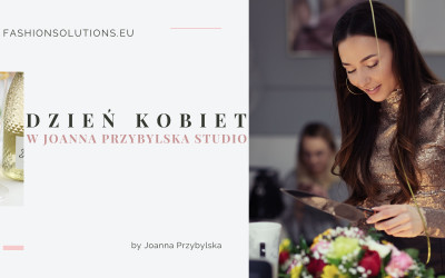 Dzień Kobiet w Joanna Przybylska studio